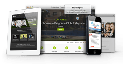 mulitilingual responsive website designers
