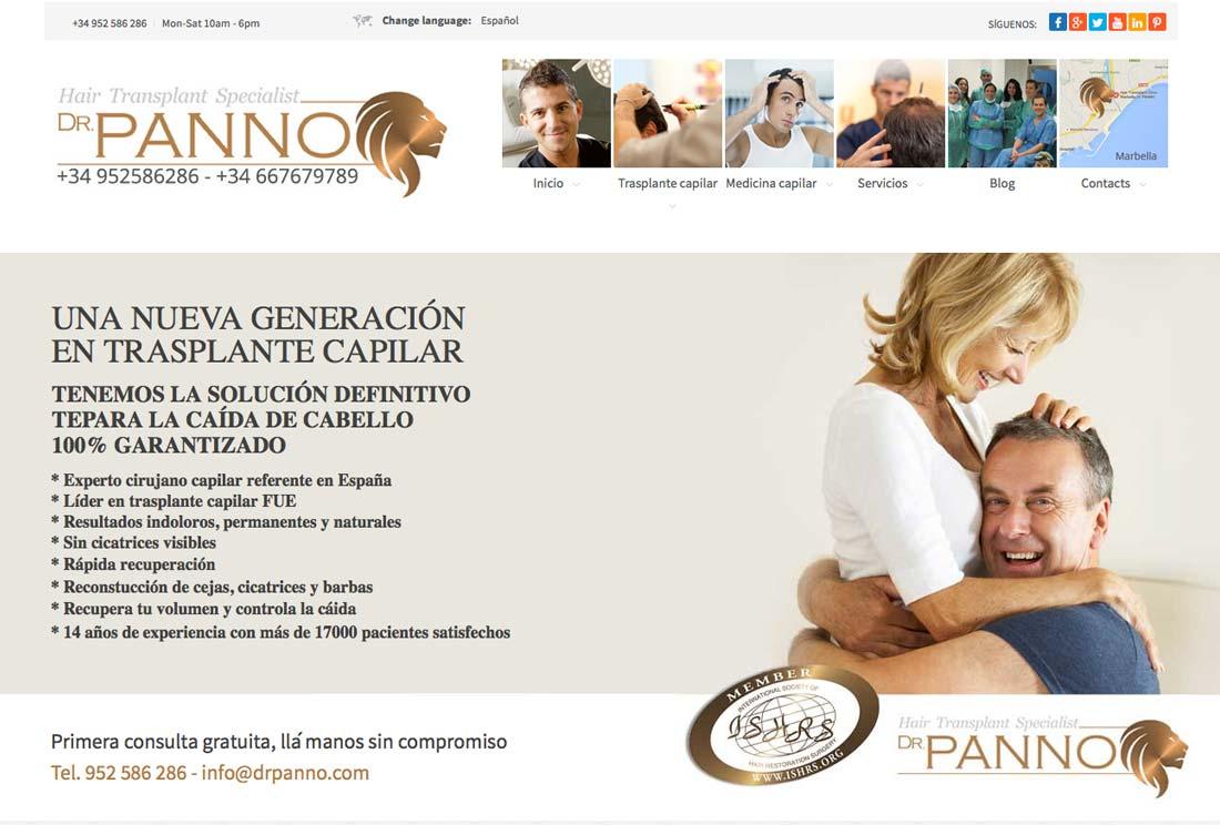 dr-panno-web-design-marbella-disenoideas
