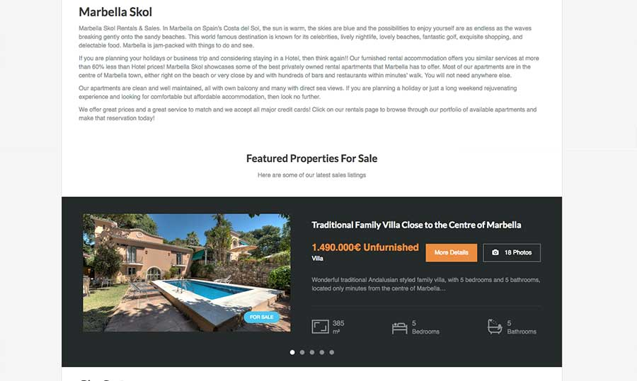 Real Estate Web Design marbella-skol-rentals-website-designers-marbella