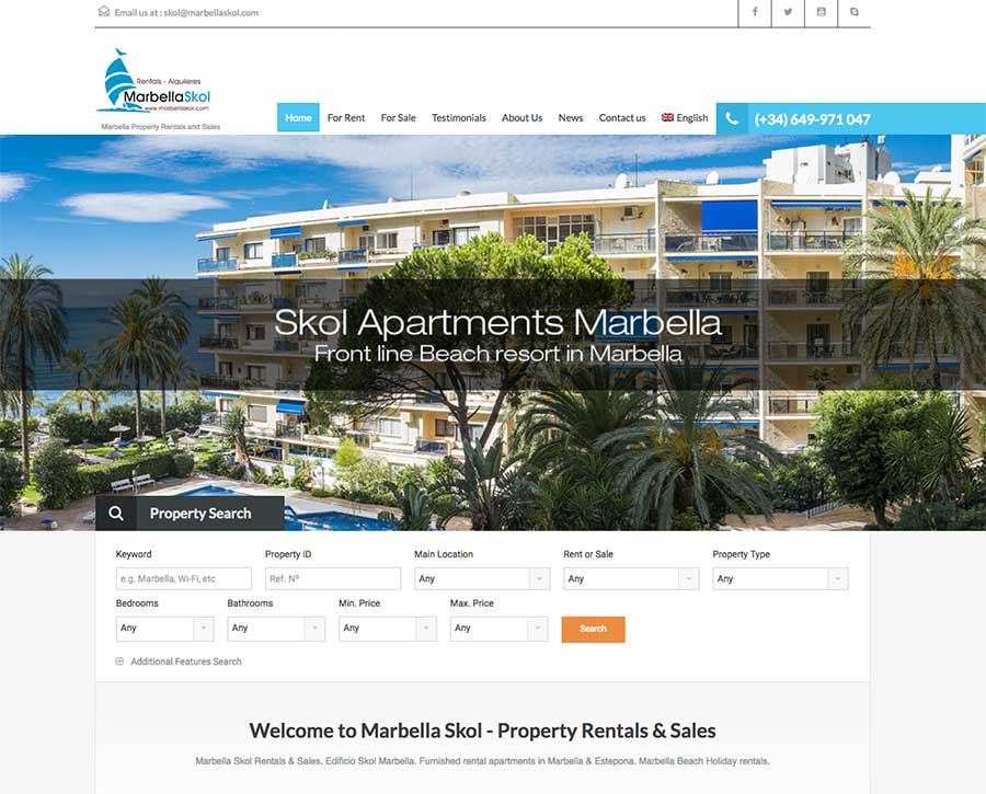 marbella-skol-wordpress-website-design-malaga