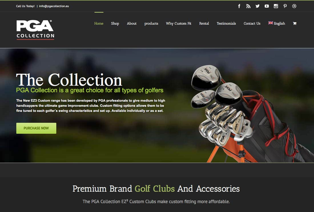 pga-golf-collection-web-designers-marbella
