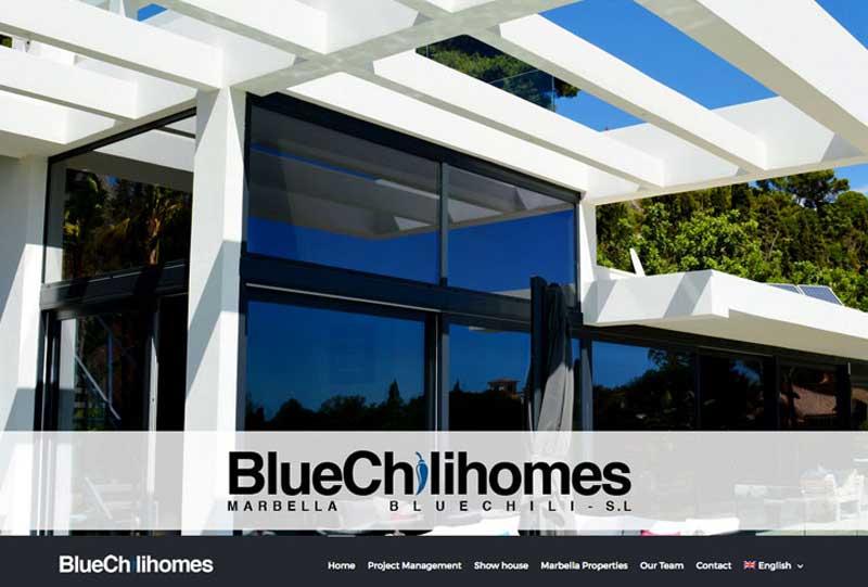 real estate inmobiliario en marbella wordpress pagina web