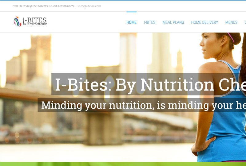 I-Bites Marbella offer exclusive Nutritious Meal Plans. 3 course meals customised to suit your individual or group needs. I-Bites Healthy Eating Programs for a healthy lifestyle.