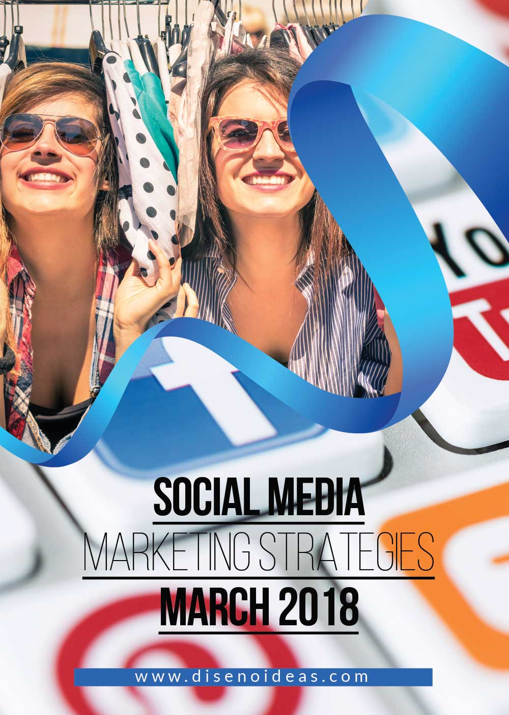 Social Media flyer posters & info graphic design