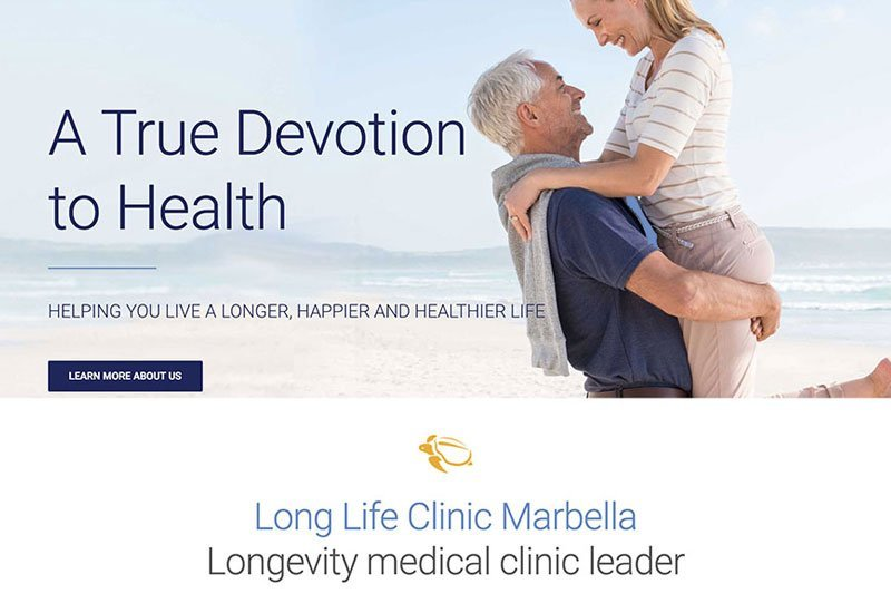 long-life-clinic-marbella-IV-Detox-clinic-website-design-wordpress-marbella-2
