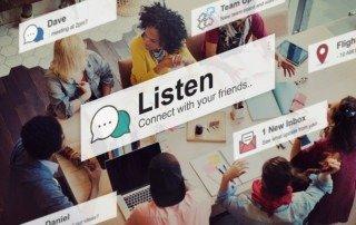 social listening social media listening digital marketing trends 2019