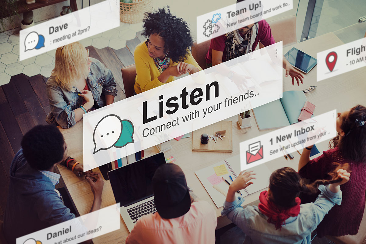 social listening social media listening digital marketng trends 2019