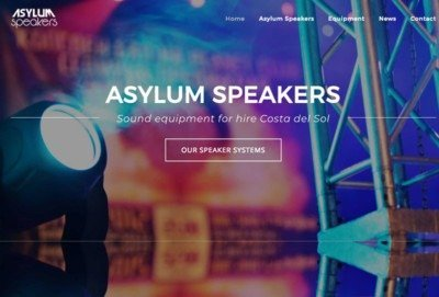 asylum-speakers-website-design-diseno-ideas-professional-audio-rentals-marbella-2