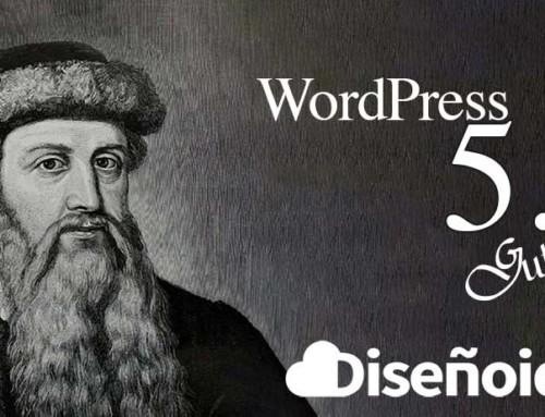 The Launch of WordPress 5 – Dec 2018