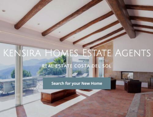 Kensira Homes Real Estate WordPress Website & ReSales Online Plugin